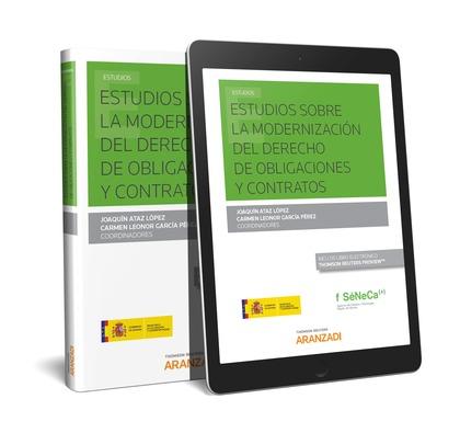 ESTUDIOS SOBRE LA MODERNIZACIÓN DEL DERECHO DE OBLIGACIONES Y CONTRATOS (DÚO)