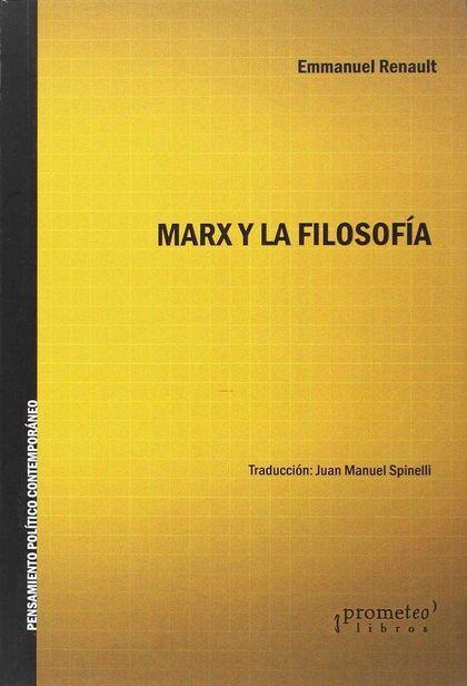 MARX Y LA FILOSOFÍA.