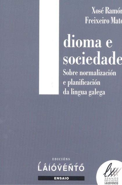 IDIOMA E SOCIEDADE.