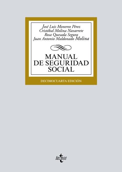 MANUAL DE SEGURIDAD SOCIAL.
