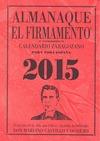 ALMANAQUE EL FIRMAMENTO 2015