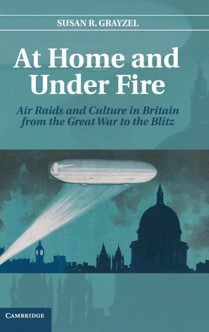 AT HOME AND UNDER FIRE