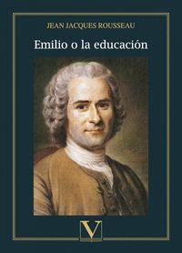 EMILIO O LA EDUCACIÓN.