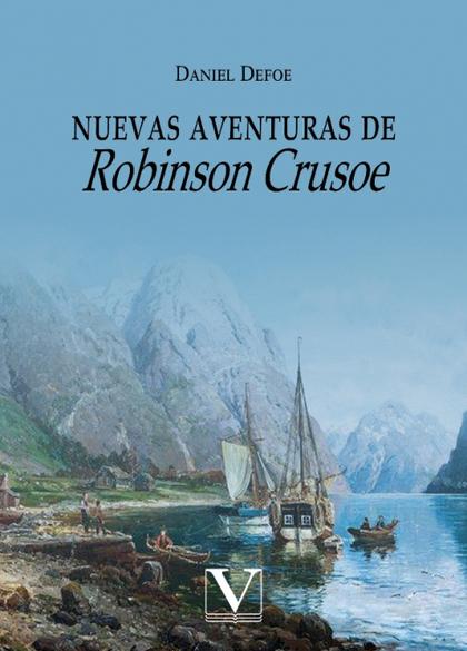 NUEVAS AVENTURAS DE ROBINSON CRUSOE.