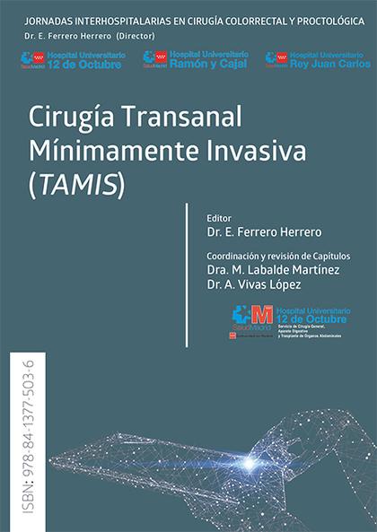 CIRUGÍA TRANSANAL MÍNIMAMENTE INVASIVA (TAMIS).