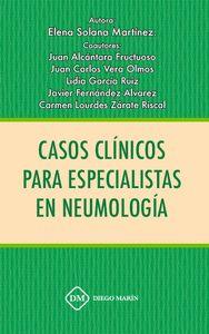 CASOS CLINICOS PARA ESPECIALISTAS EN NEUMOLOGIA