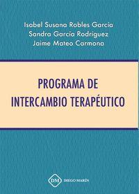 PROGRAMA DE INTERCAMBIO TERAPEUTICO