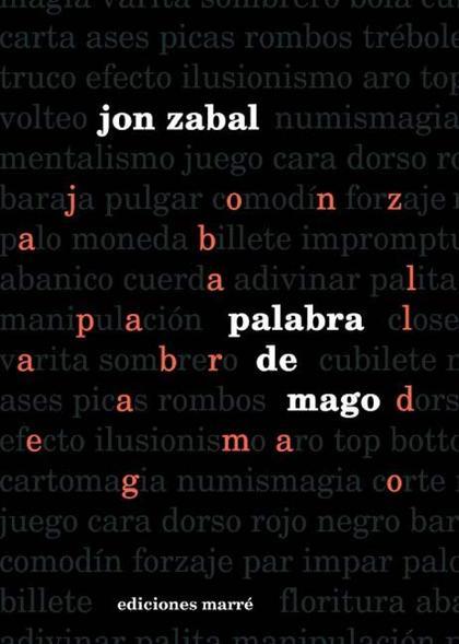 PALABRA DE MAGO