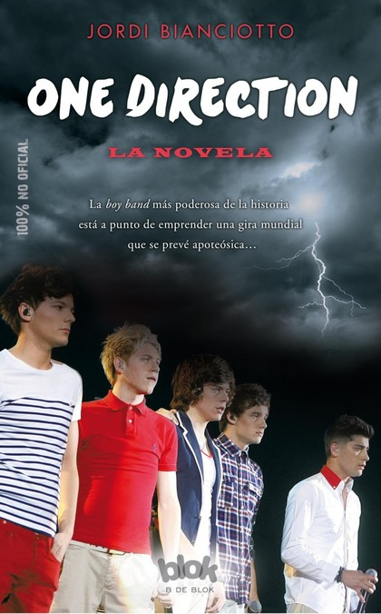 ONE DIRECTION : LA NOVELA NO OFICIAL
