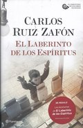 PACK: EL LABERINTO DE LOS ESPÍRITUS + LIBRITO CON LOS PASAJES Y PAISAJES DE LA N.