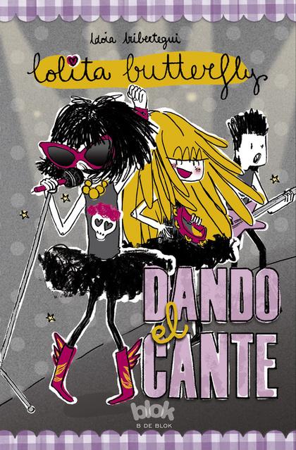 LOLITA BUTTERFLY 4. DANDO EL CANTE