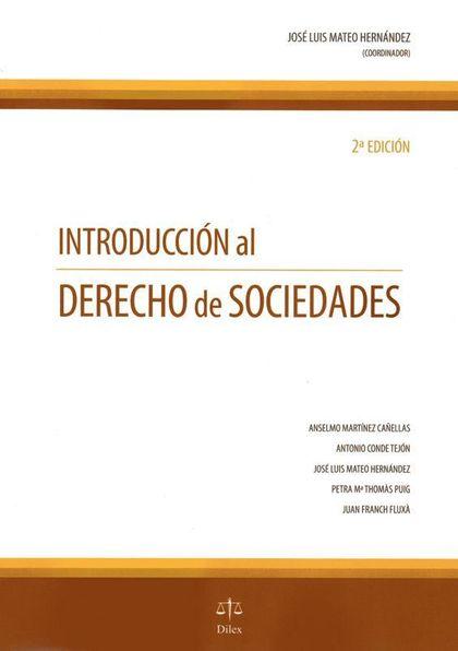 INTRODUCCIÓN AL DERECHO DE SOCIEDADES