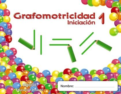TRAZOS Y TRAZOS 1, INICIACIÓN GRAFOMOTRICIDAD, EDUCACIÓN INFANTIL, 3 AÑOS