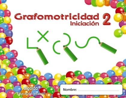 TRAZOS Y TRAZOS 2, INICIACIÓN GRAFOMOTRICIDAD, EDUCACIÓN INFANTIL, 3 AÑOS