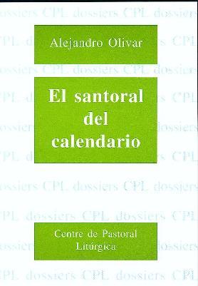 EL SANTORAL DEL CALENDARIO