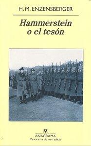 HAMMERSTEIN O EL TESÓN : UNA HISTORIA ALEMANA