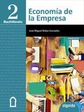 ECONOMÍA DE LA EMPRESA 2º BACHILLERATO. ALGAIDA +. ALUMNO.