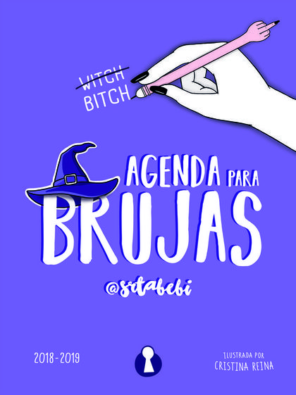 AGENDA PARA BRUJAS. 2018 - 2019