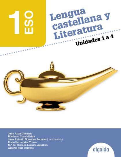 LENGUA CASTELLANA Y LITERATURA 1º ESO. POR TRIMESTRES.