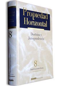 PROPIEDAD HORIZONTAL : DOCTRINA Y JURISPRUDENCIA