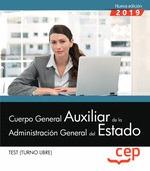CUERPO GENERAL AUXILIAR DE LA ADMINISTRACION GENERAL DEL ESTADO.
