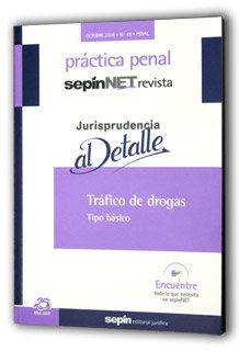 TRÁFICO DE DROGAS : TIPO BÁSICO