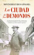 LA CIUDAD DE LOS DEMONIOS. PREMIO ALBERT JOVELL DE NOVELA 2016