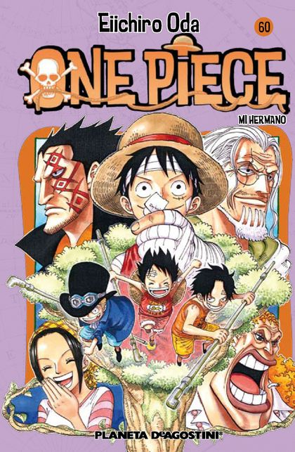 ONE PIECE Nº60. MI HERMANO