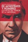 DE MONSTRUOS Y HOMBRES: LOS REYES DEL TERROR DE LA UNIVERSAL