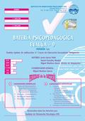 BATERÍA PSICOPEDAGÓGICA EVALÚA 9 VERSIÓN 3.0