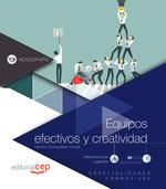 EQUIPOS EFECTIVOS Y CREATIVIDAD ADGD094PO ESPECIALIDAD FORM.
