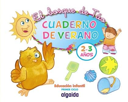 EL BOSQUE DE TÚO, EDUCACIÓN INFANTIL, 2 AÑOS. CUADERNO DE VACACIONES