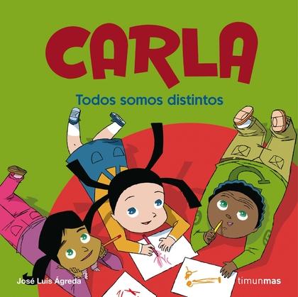 CARLA. TODOS SOMOS DISTINTOS