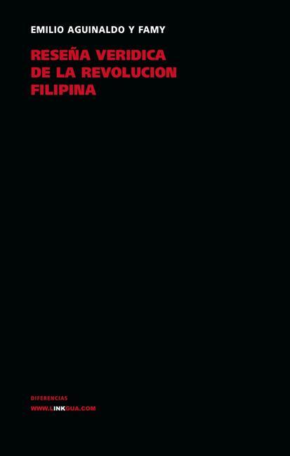 Reseña verídica de la revolución filipina