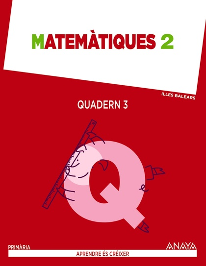 MATEMÀTIQUES 2. QUADERN 3.