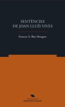 SENTÈNCIES DE JOAN LLUÍS VIVES.