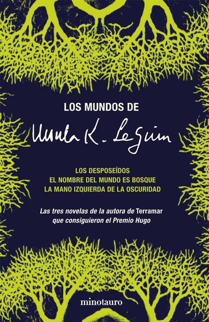 LOS MUNDOS DE URSULA K. LEGUIN.