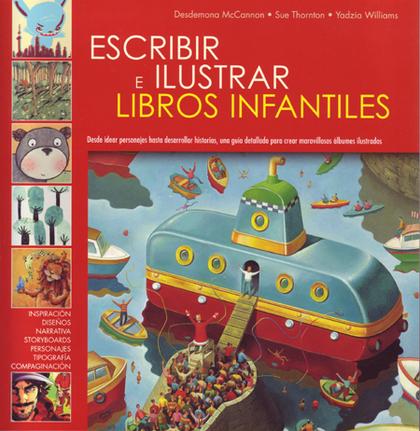 ESCRIBIR E ILUSTRAR LIBROS INFANTILES