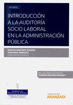 INTRODUCCIÓN A LA AUDITORÍA SOCIO LABORAL EN LA ADMINISTRACIÓN PÚBLICA (PAPEL +.