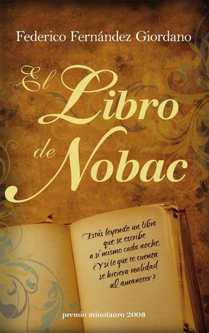EL LIBRO DE NOBAC.