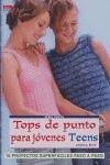 TOPS DE PUNTO PARA JÓVENES TEENS