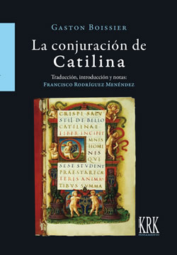 LA CONJURACIÓN DE CATILINA.