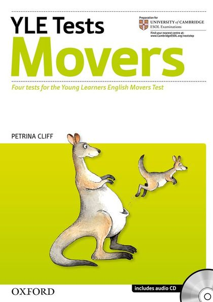 CAMBRIDGE YOUNG LEARNERS E TEST MOVER