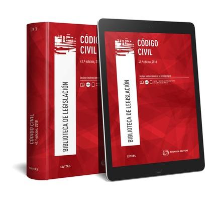 CÓDIGO CIVIL (PAPEL + E-BOOK).