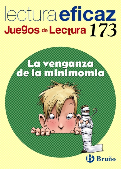 LA VENGANZA DE LA MINIMOMIA, EDUCACIÓN PRIMARIA, 3 CICLO.  JUEGO DE LECTURA