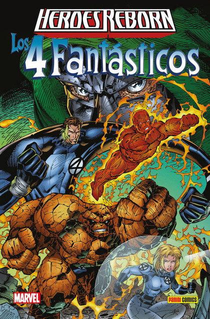 HEROES REBORN: LOS 4 FANTÁSTICOS.