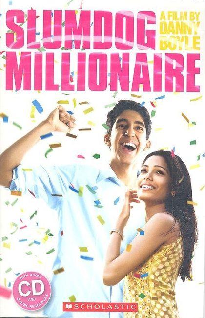 SR 4 - SLUMDOG MILLIONAIRE (BOOK+CD)