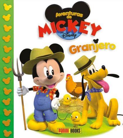 GRANJERO AVENTURAS DE MICKEY.