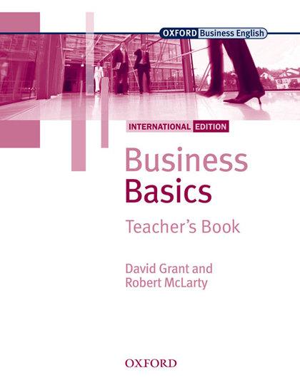 BUSINESS BASICS TB (ED INTERNACIONAL)
