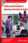 ANÁLISIS Y DISEÑO DE APLICACIONES INFORMÁTICAS DE GESTIÓN
